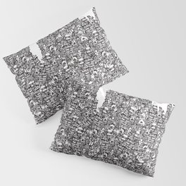 The Poet's Tower Pillow Sham