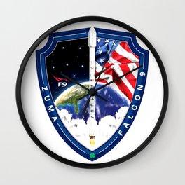 Zuma Logo Wall Clock