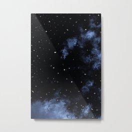Starry Night (Cloud series #9) Metal Print