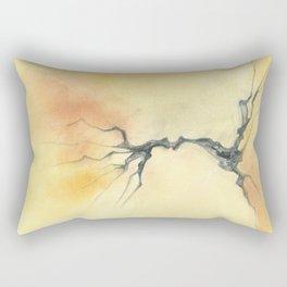 Alone, study Rectangular Pillow