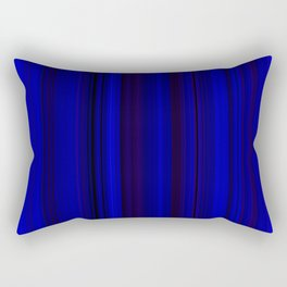 Stripes of a moment #V005A Rectangular Pillow