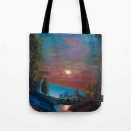 The Last Twilight Tote Bag