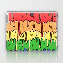 Cute Pride Pastel Melting Pride Design, 2018 pride flag Laptop & iPad Skin