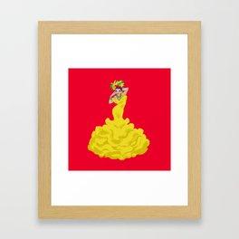 Carmen Framed Art Print