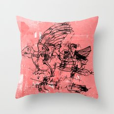 LOWER 4 Throw Pillow