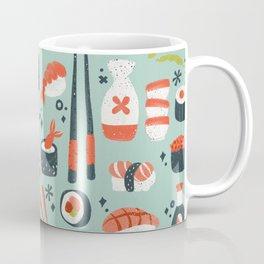 Sushi Dreams – Mint Coffee Mug