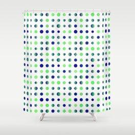 Green Impact Shower Curtain
