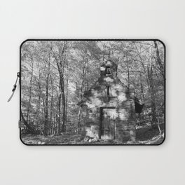The church on the grounds Laptop Sleeve