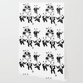 Panda Rock Band Wallpaper