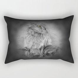INTO DUST Rectangular Pillow