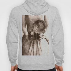 girl with camera Hoody