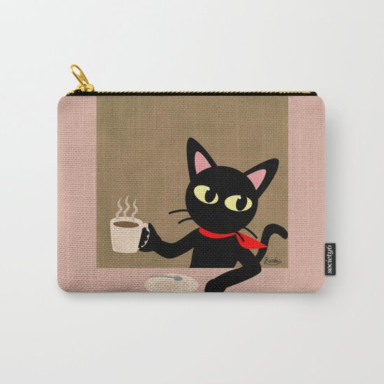 Have a coffee? Carry-All Pouch