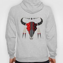 buffalo gathering Red Hoody
