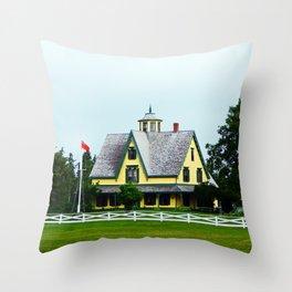 Yeo House Throw Pillow
