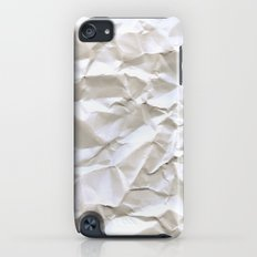 White Trash iPod touch Slim Case