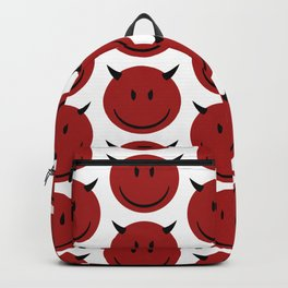Smiley Devil Backpack