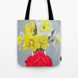 Narcissuses Tote Bag