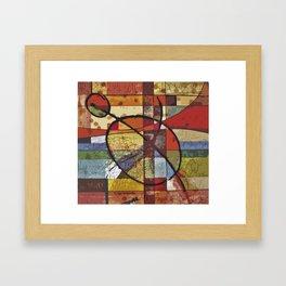 Icaro's Dream Framed Art Print