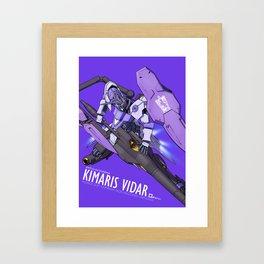 FBA - Kimaris Vidar Framed Art Print