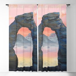 Delicate Arch Blackout Curtain