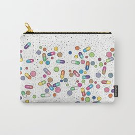 A Bitter Pill to Swallow Cover - Pills Carry-All Pouch