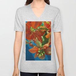 Fiore Flowers  #Society6  #buy art  #decor Unisex V-Neck