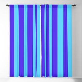 Striped Design #30 Blackout Curtain