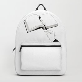 Bookmark Backpack