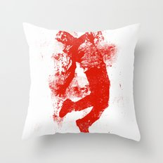The Light #2 Throw Pillow