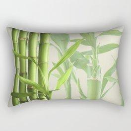 Beautiful Bamboo Rectangular Pillow