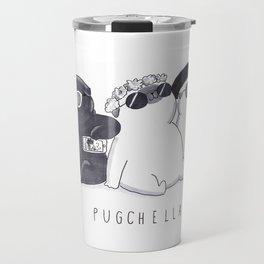 PUGCHELLA Travel Mug