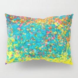 Vivid colours abstract Pillow Sham