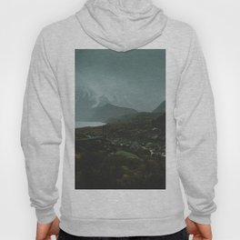 Hiking Around the Mountains & Valleys of New Zealand Hoody