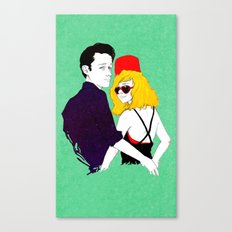Joe and Juno Canvas Print