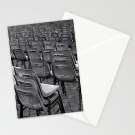 """""""with your standards so high and your spirits so low"""" Stationery Cards"""