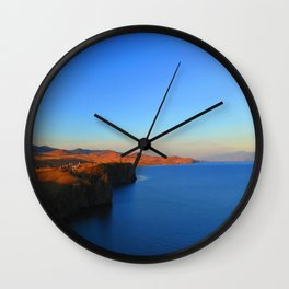 The wildest moment Wall Clock