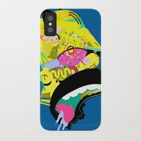 homer iPhone & iPod Cases featuring Homer 1. by Huxley Chin