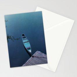 Blue Canoe Stationery Cards