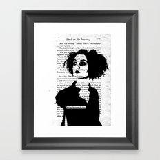 Better Because of You Framed Art Print
