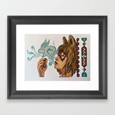 Tolinka Framed Art Print