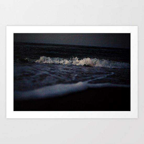 nightwave Art Print