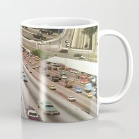 cars Mugs featuring cars by danielrcart