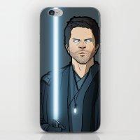 jedi iPhone & iPod Skins featuring Jedi Cas by rdjpwns