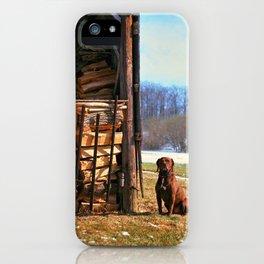 Remington, Yashica C, Ektar 100, Film, Medium Format iPhone Case