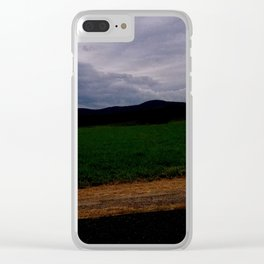 Seven Sisters by the Farm Clear iPhone Case