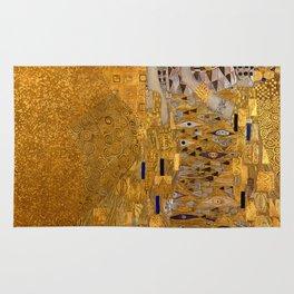 THE LADY IN GOLD - GUSTAV KLIMT Rug
