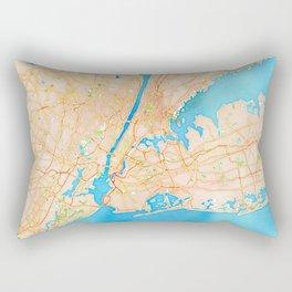 New York, NY Rectangular Pillow