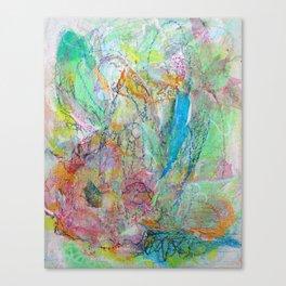 SpringBreezeOrange2016(1) Canvas Print