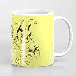 Bunch of Bunnies Coffee Mug