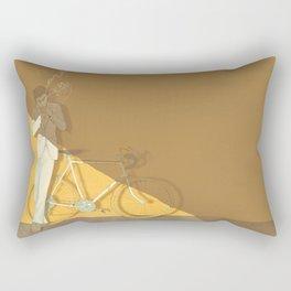 Bad Leroy Brown Rectangular Pillow
